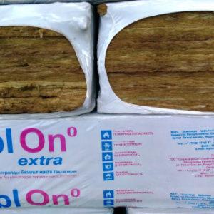 Минвата, теплоизоляционные базальтовые плиты TeplOn ПЖ-100НГ