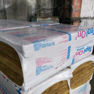 Минвата, теплоизоляционные базальтовые плиты TeplOn ПЖ-120НГ