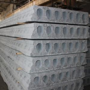 Плиты перекрытия железобетонные ПБ-2.29 Длинна 2860 мм