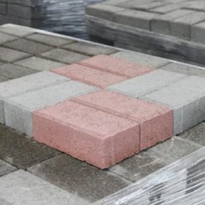 Плитка тротуарная «Брусчатка» 198*98*60мм