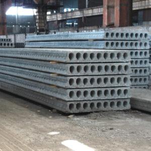 Плиты перекрытия железобетонные ПБ-2.43 Длина 4300 мм